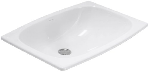 Why Should You Buy Sterling 442007-0 Stinson Self-Rimming Lavatory, White