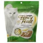 Fancy Cat Food Gourmet With Ocean Fish & Salmon 16 OZ (Pack of 24)
