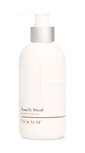 THANN Aromatic Wood Rice Extract Body Milk (Body Lotion) 10.82 fl.oz. (Rice Extract compare prices)
