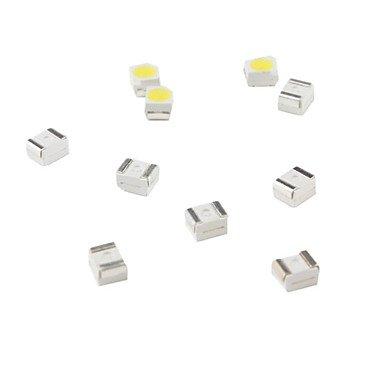LLSai0.06W 6-7LM 6000-6500K White LED Light Bulbs (100-Piece Pack 3.2-3.4V)