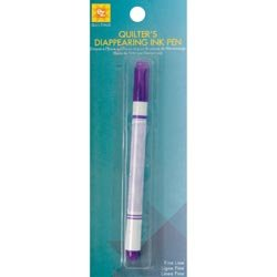 Wrights Fine Line Disappearing Marking Pen Violet 882664; 3 Items/Order