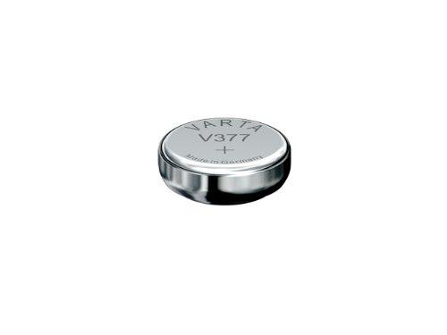 Pile bouton Varta V377 SR 66 1,55 volts à l oxyde d 4f2f7348f451