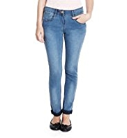 Angel Cotton Rich Skinny Jeans
