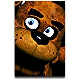 "Freddy's at Five Nights Gameplay Customize Poster 20""x 30"""