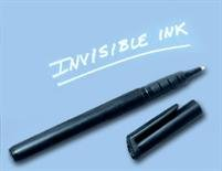 Sharpie Type Invisible Uv Marking Ink Pen