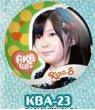 AKB48 缶バッチ 指原莉乃 品番:KBA-23[おもちゃ&ホビー]