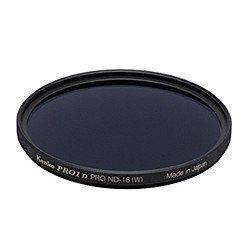 Kenko カメラ用フィルター PRO1D プロND16 (W) 62mm 光量調節用 262443