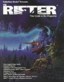Palladium Books Presents - Rifter, #5 - Rpg…