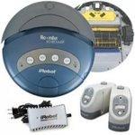 Irobot Roomba Model 4160 416 Robotic Vacuum front-289663