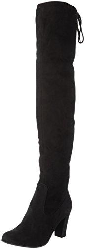 Caprice 25540 - Stivali Alti da Donna, colore Nero (Black 001), taglia 38 EU