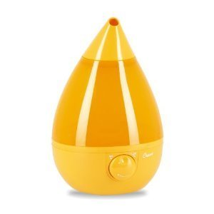 Crane Drop Shape Cool Mist Humidifier (Orange) with Mini Tool Box (fs) by Crane (Crane Orange Humidifier compare prices)