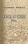 History of Greece. Volume 1