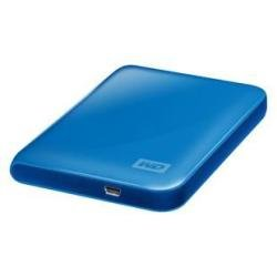 WD My Passport Essential 500 GB Pacific Blue Portable Hard Drive (USB 3.0/2.0) by Western Digital
