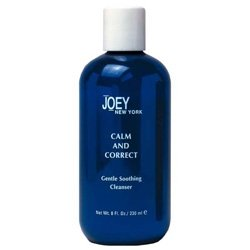 Joey New York Calm & Correct Gentle Soothing Cleanser 8 oz.