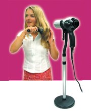 Hair Dryer Stand (Hair Dryer Stand Professional compare prices)