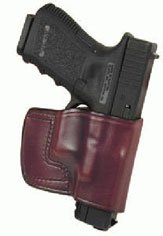 Don Hume JIT Slide Holster Right Hand Brown XD45 J982918R