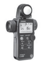 SEKONIC L-558C DUALMASTER Flash Light Meter
