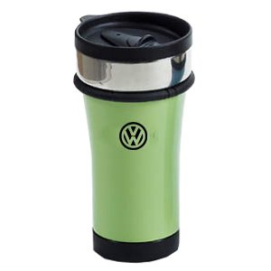 Vw Green Travel Tumbler