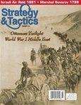 DG: Strategy & Tactics Magazine #241, with Twilight of the Ottomans Board Game