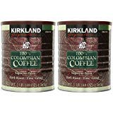 Signature 100% Colombian Coffee Supremo Bean Dark Roast-Fine Grind, 6 Pound ,Signature-ykgj (Color: Brown, Tamaño: 6 Pound)