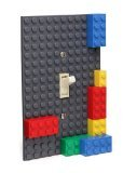 Build-On Brick Light Switch Plate and similar (Set of 2, Bricks Not Included) - 1