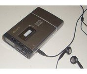 Sony MZ-E40 Personal MiniDisc Player (MD)