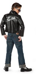 Fifties Thunderbird Jacket Child Costume - Medium (8-10) PROD-ID : 1436163 (Fifties Thunderbird Jacket Child Costume)