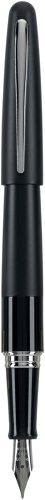 pilot-metropolitan-collection-fountain-pen-black-barrel-classic-design-fine-nib-black-ink-91111
