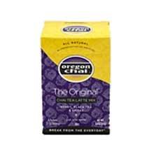 Oregon Chai Original Chai Tea Latte Mix - 8 Count