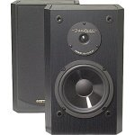 "6"" 175-Watt 2-Way Shielded Bookshelf Speakers"