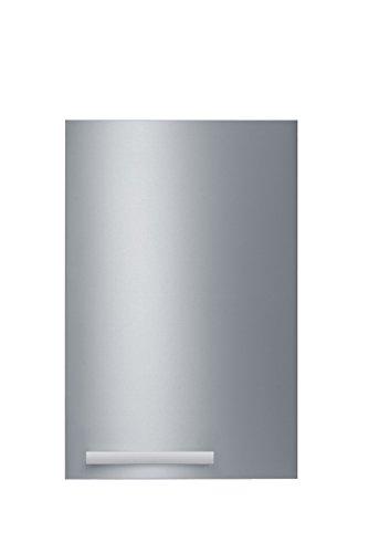 Miele KEDF30088 ed/cs D Kühlschrankzubehör / Frontverkleidung für attraktive Integration von Kühl-/Gefriergeräten in der Küche / Nischenhöhe von 880 mm / Edelstahl