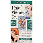 21st Century Herbal Slimming Tea Green Tea 24 Bags / 3 Count
