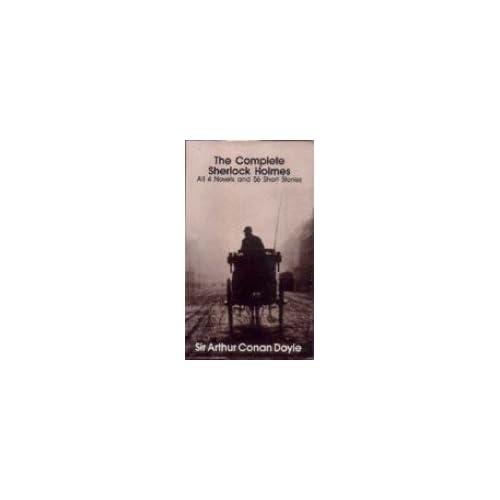 bySir Arthur Conan DoyleThe Complete Sherlock Holmes All 4 Paperback