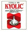 Kyolic Garlic Supplements - Formula 101-200 cap - Formula #101 - Garlic with Kelp & Brewers Yeast