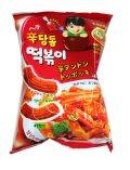 トッポキ味 スナック 90g■韓国食品■韓国お菓子■ヘテ
