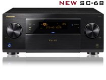 Pioneer Sc-68 9.2-Channel Network Ready Av Receiver (Black)