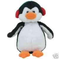 Ty Jingle Beanies Snowbank - Penguin