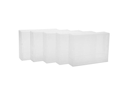 Empty Mini DV Tape Case - Clear (10 Pack) (Mini Dv Case compare prices)