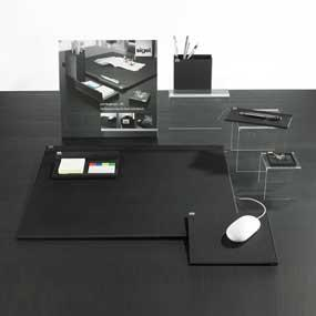 exklusive schreibtisch accessoires cintano. Black Bedroom Furniture Sets. Home Design Ideas
