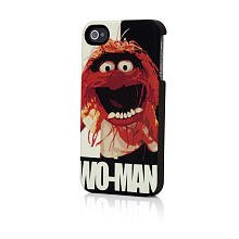 The Muppets iPhone Case - Animal Wo man