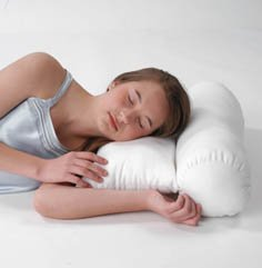 Neck Roll Pillow - 21 x 17 at Sears.com