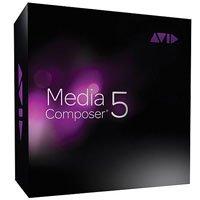 Avid Media Composer v5.x Mac/Win
