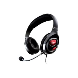 Amazon - Creative HS-800 Fatal1ty Gaming Headset - $24.61