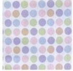 Luvable Friends Fitted Flannel Crib Sheet - 1
