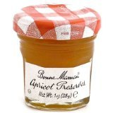 Bonne Maman Apricot Preserves Mini Jar - 1oz.