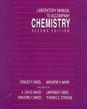 Laboratory Manual to Accompany Chemistry