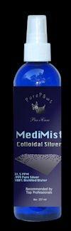 Pure Paws Medi-Mist (Colloidal Silver)-8 oz