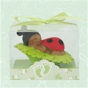 Lady Bug Baby Shower Favors