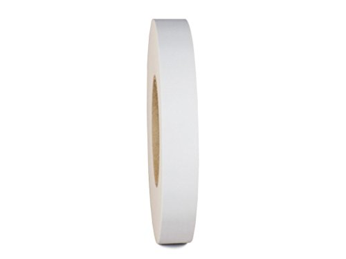 tru-cgt-80-white-gaffers-stage-tape-with-rubber-adhesive-1-in-wide-x-60-yards-length-12mil-thickness