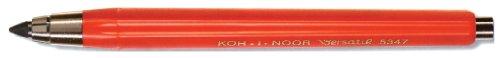コイノア 芯ホルダー 5.6mm用 レッド No.5347 520332